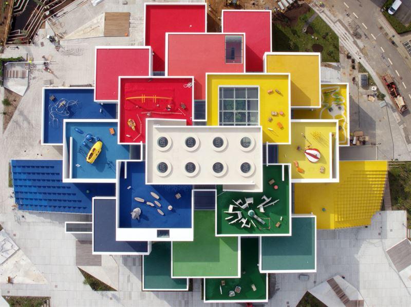 LEGO House lekytor