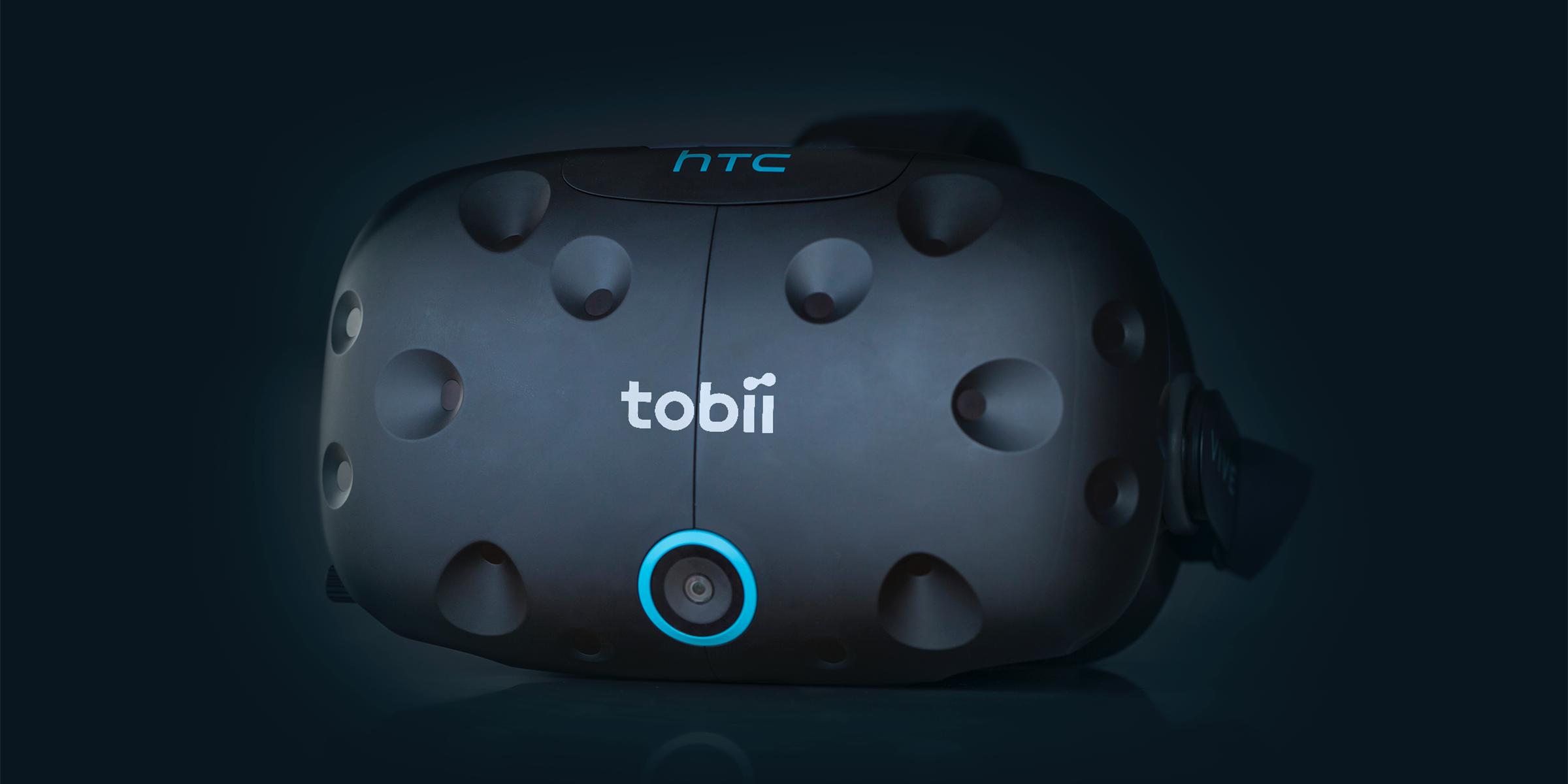 Tobii Releases Eye Tracking VR Development Kit for HTC Vive