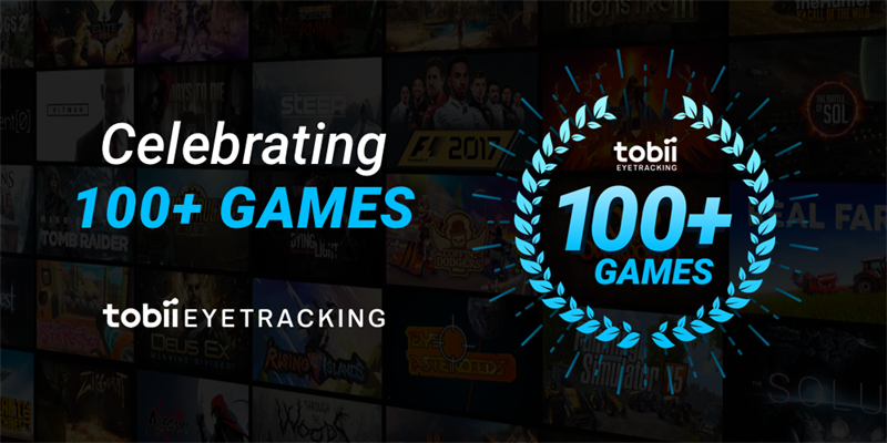 Tobii Eye Tracking Now Supported in Over 100 Games! - Tobii Tech