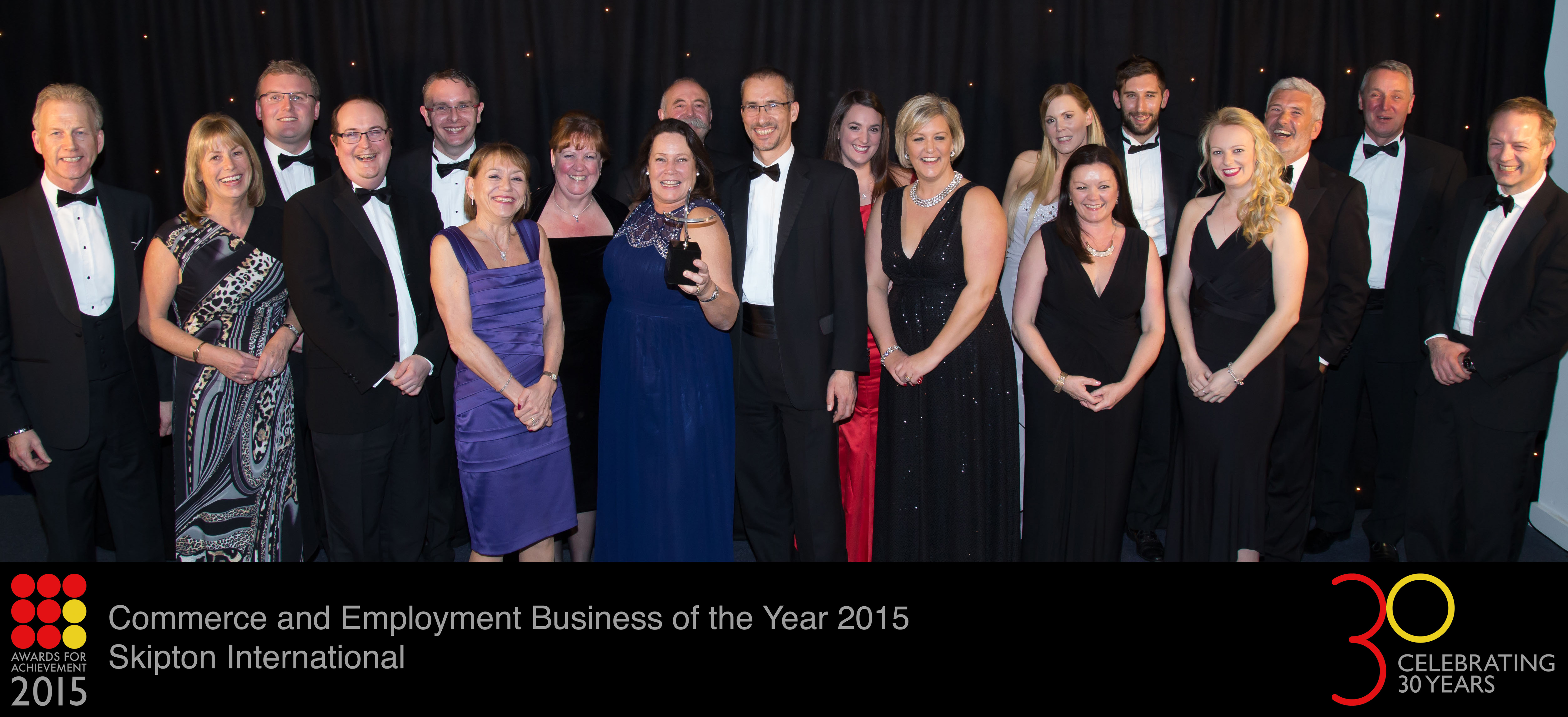 C E Business of the Year - Skipton International - Skipton International