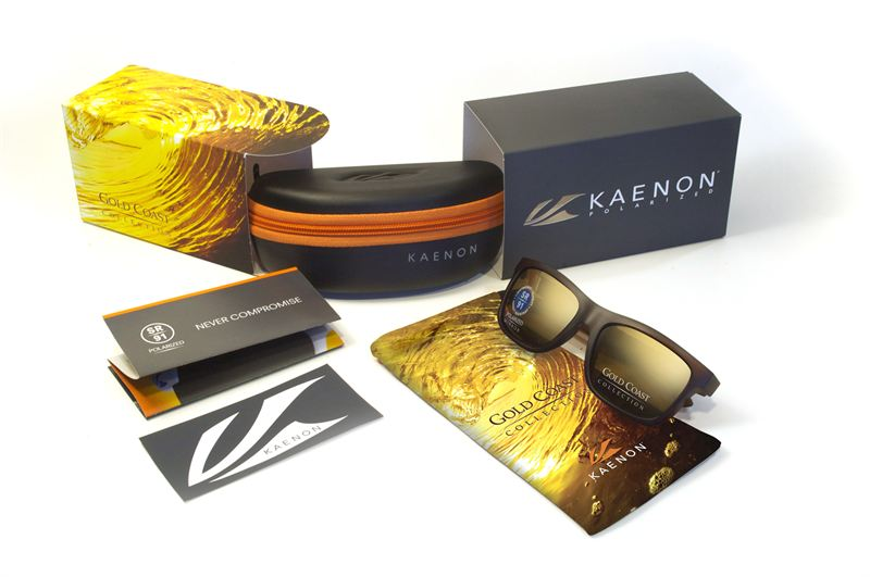 0307345cff1 The Gold Coast Collection is available at authorized Kaenon retailers and  www.Kaenon.com. Get in on the Kaenon lifestyle by following on Facebook