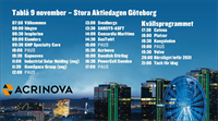 <p><span><strong><span>VD Ulf Wallén medverkar idag i det direktsända digitala evenemanget Stora Aktiedagen Göteborg 2020. </span></strong></span></p>