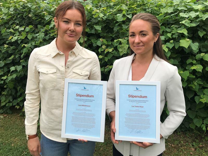 Vinnarna Landshypoteks uppsatsstipendium 2021