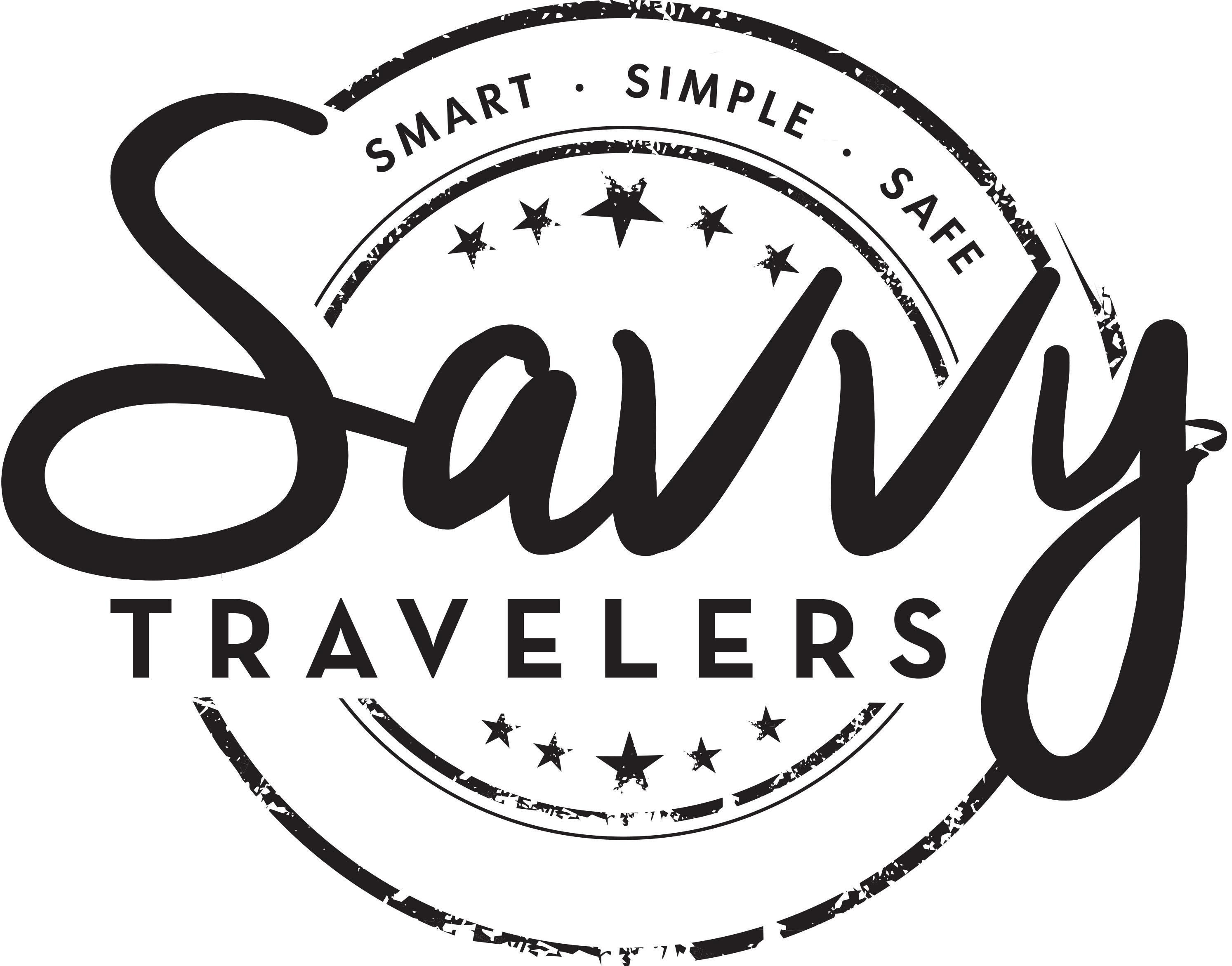 SAVVY TRAVELERS