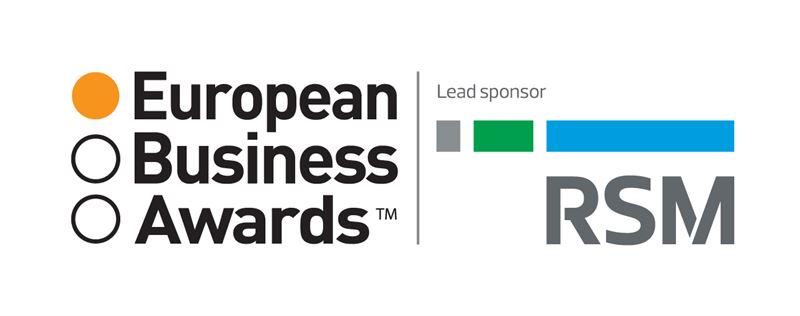 EUROPAS FRÄMSTA FÖRETAG TÄVLAR I FINALEN AV EUROPEAN BUSINESS AWARDS