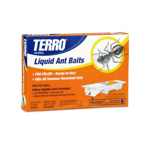 How to get rid of ants wasps spiders and other insects ryan pr made with a natural sweet tasting liquid that attracts ants quickly the ants consume the bait and carry it back to share with the colony resulting in the ccuart Choice Image