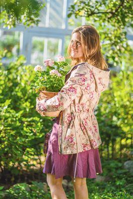 softshell jacke garden girl