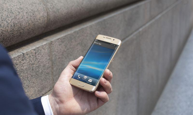 Sectra och Samsungs samarbete för säker smartphone 2
