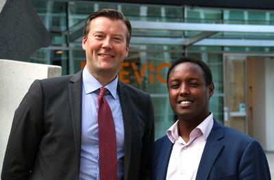 Elnätsbolaget Ellevio har inlett ett samarbete med den ideella föreningen  The Global Village och sponsrar Politikerveckan i Järva 9-17 juni 2018. 6e9208b7621e3