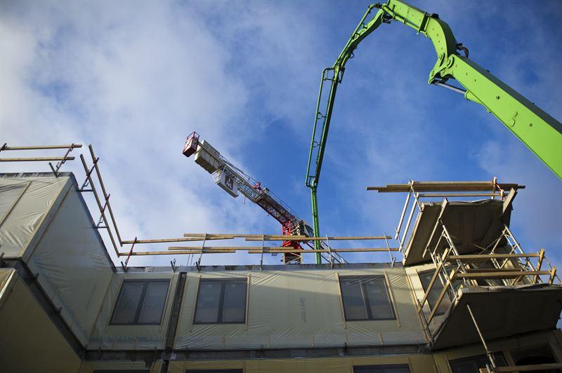 Rätt bygglösningar klarar kraven för ändrade bullerregler - Gyproc AB