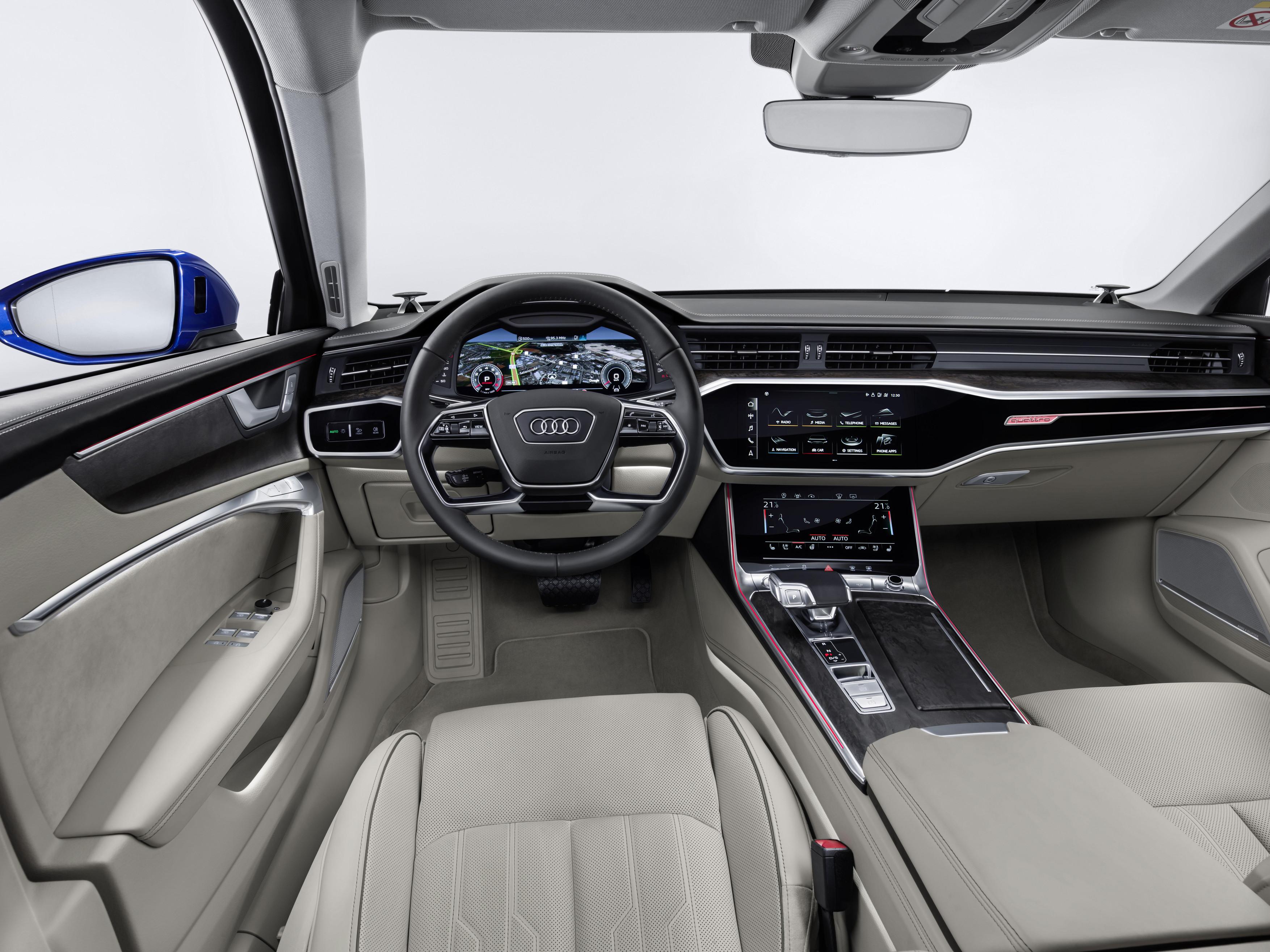 Audi A6 Avant 2018 >> Uusi Audi A6 Avant Audi Finland