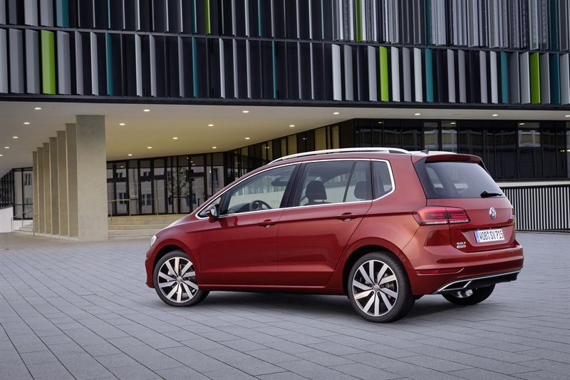 Uusi Volkswagen Sportsvan