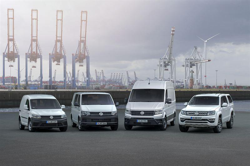 Volkswagen-hyötyautot