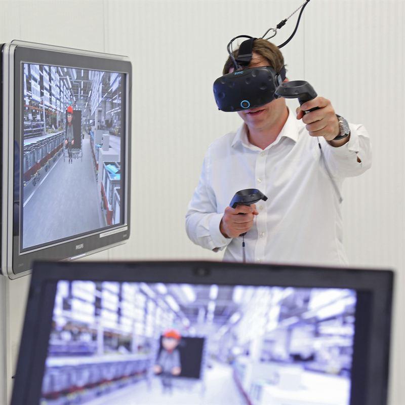 Virtuaalitodellisuusteknologia