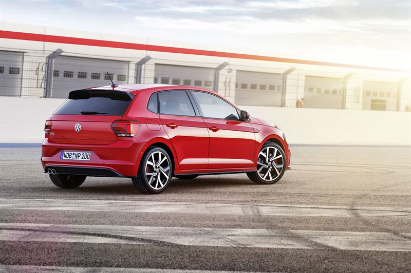 Uusi Volkswagen Polo GTI