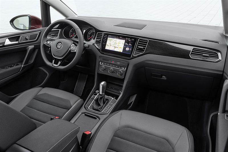 Uusi Volkswagen Golf Sportsvan