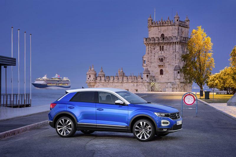 Uusi Volkswagen T-Roc