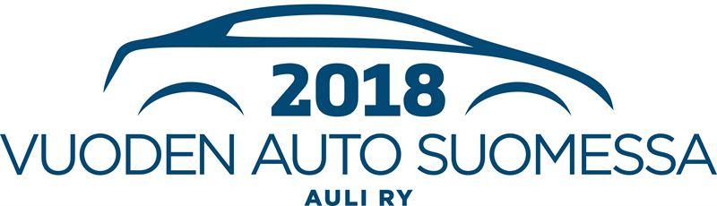 Vuoden Auto Suomessa 2018 -finalisti