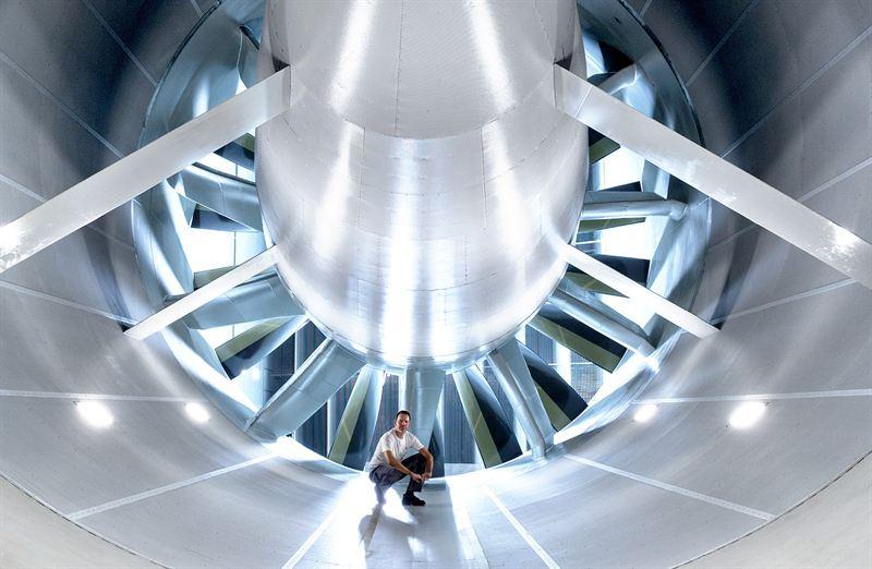 Wolfsburgin tuulitunnelitestikeskus