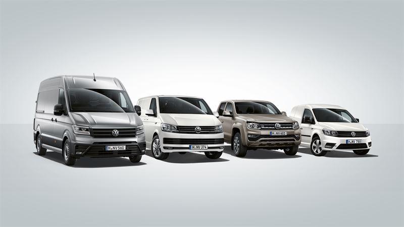 Volkswagen Hyötyautot