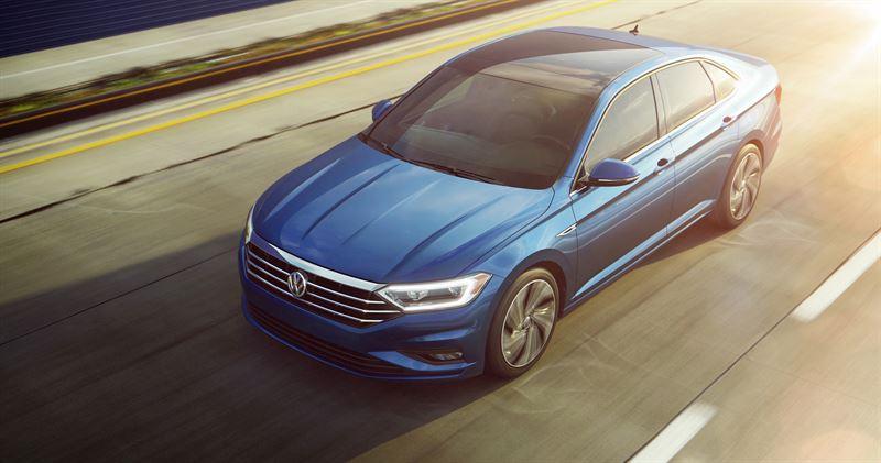 Uusi Volkswagen Jetta