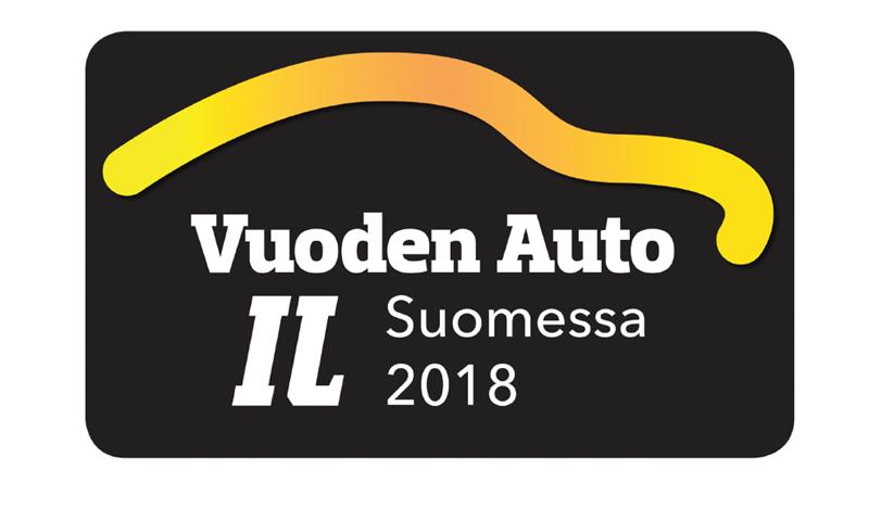 IL Vuoden Auto Suomessa logo