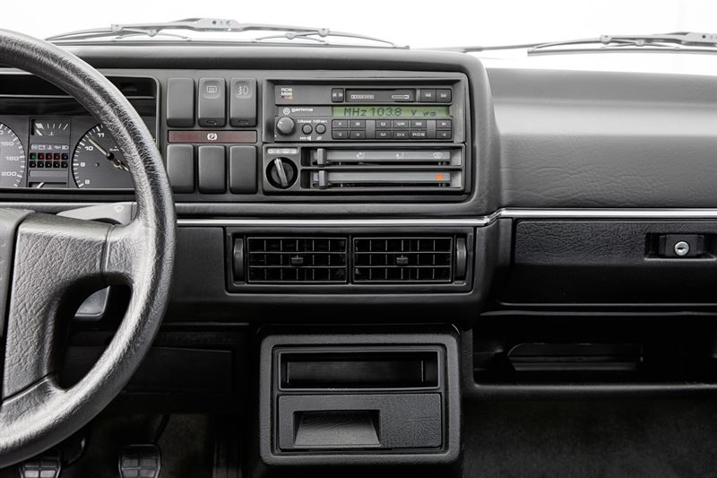 Volkswagen Golf 2. sukupolvi