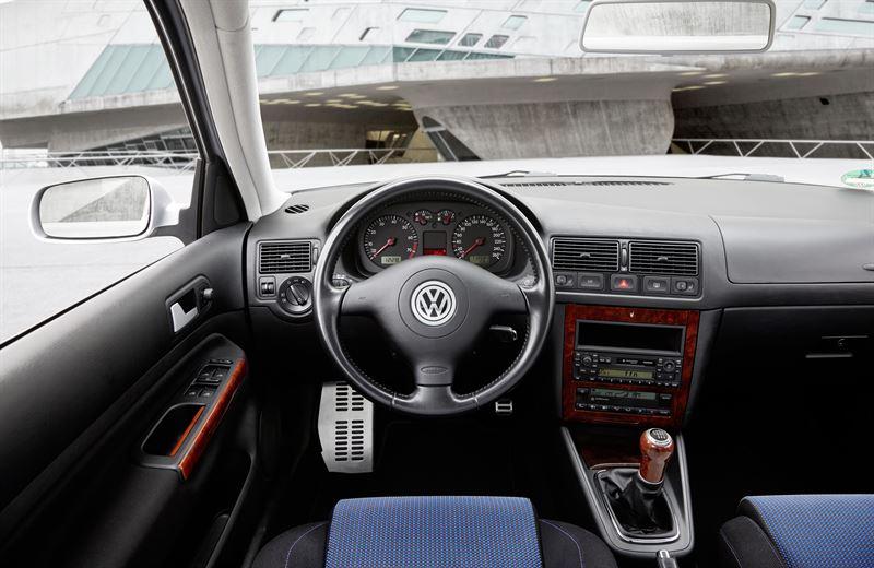 Volkswagen Golf 4. sukupolvi