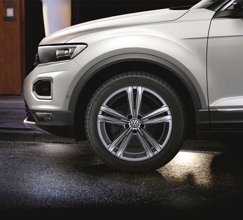 Volkswagen-vanteet