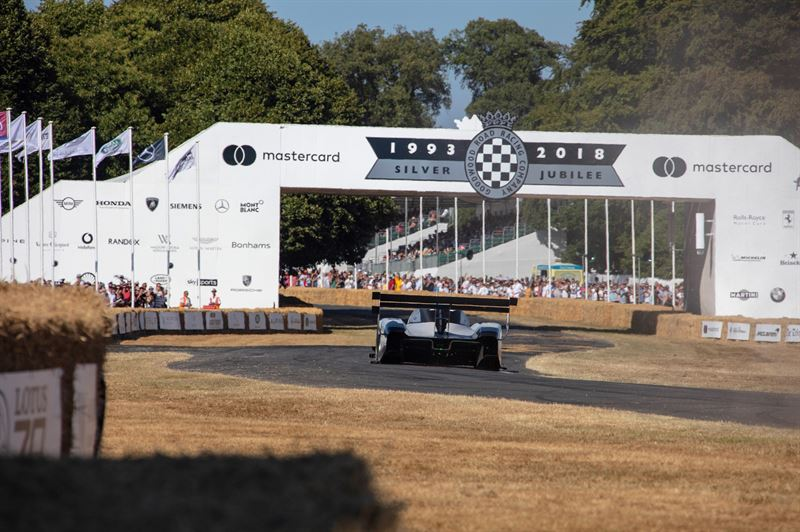 Volkswagen I.D. R Pikes Peak Goodwood