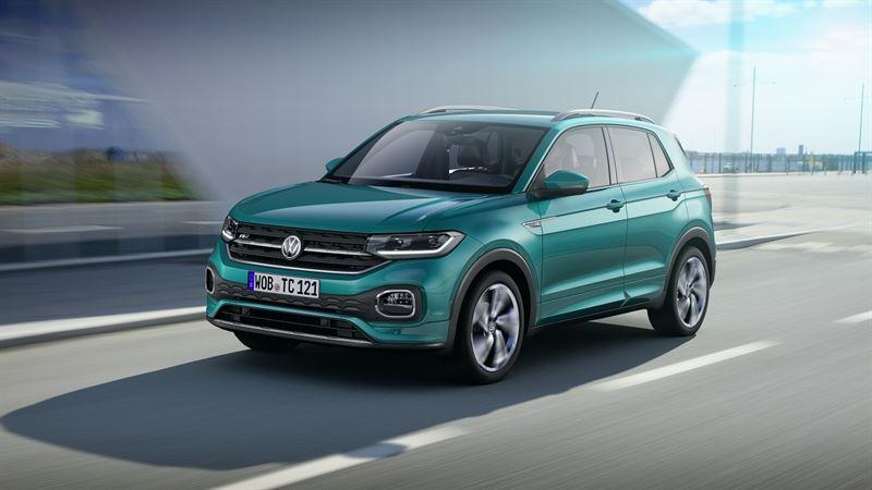 Uusi Volkswagen T-Cross