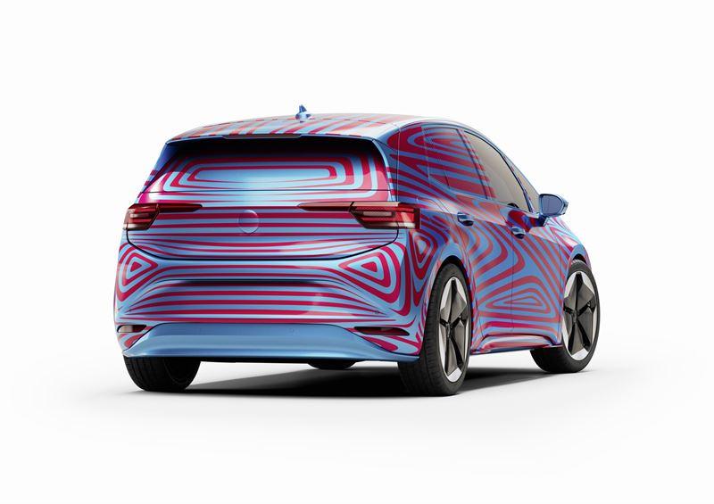 Volkswagen ID.3 1ST erikoismalli