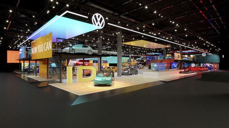 Volkswagenin uusi brändi-ilme