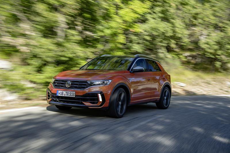 Uusi Volkswagen T-Roc R