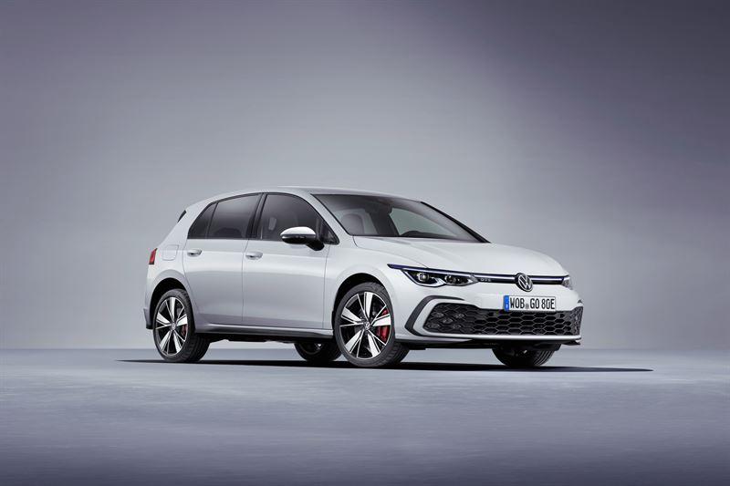 Uusi Volkswagen Golf GTE
