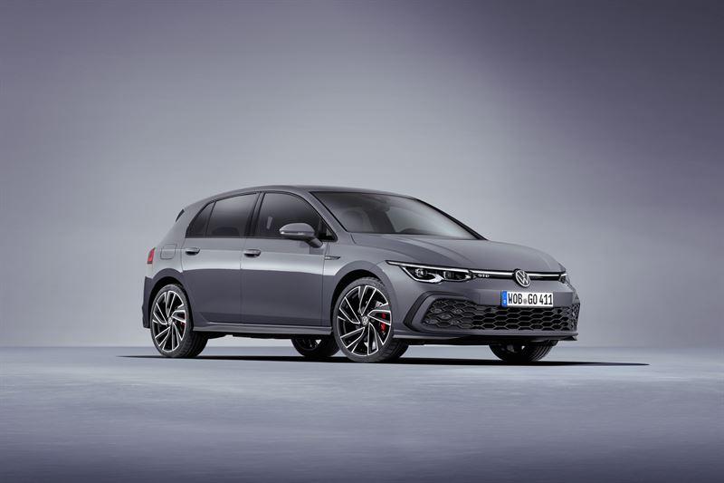Uusi Volkswagen Golf GTD
