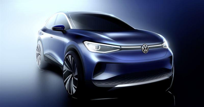Uusi Volkswagen ID.4
