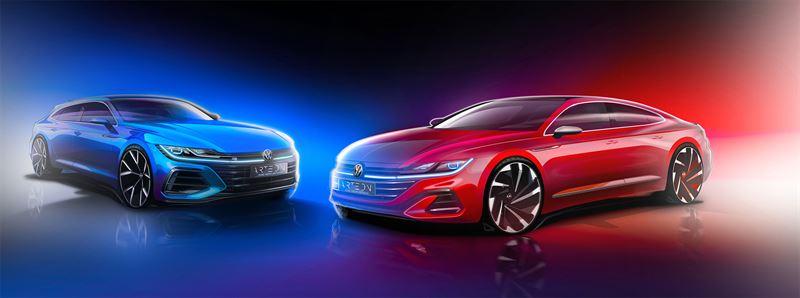 Volkswagen Arteon ja Arteon Shooting Brake