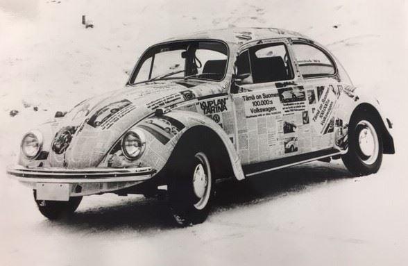 100 000. Volkswagen Kupla