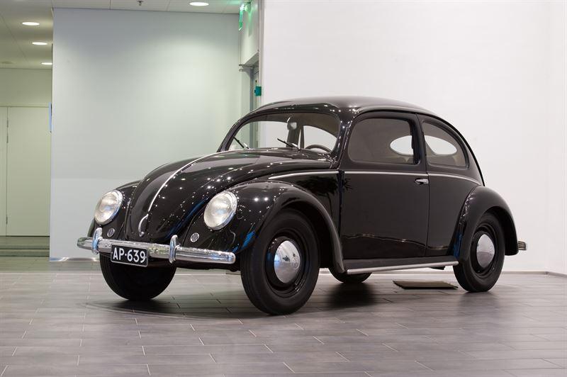 Volkswagen Kupla 1950