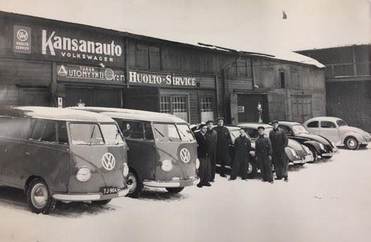 Volkswagen Huolto