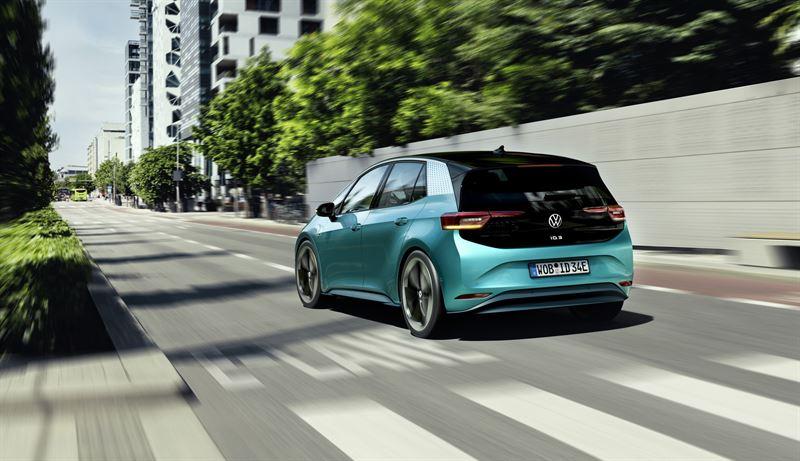 Uusi Volkswagen ID.3 1ST