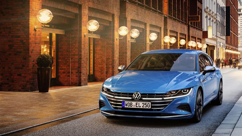 Uusi Arteon Shooting Brake