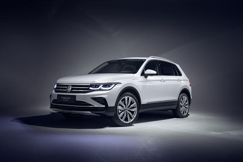 Uusi Volkswagen Tiguan eHybrid