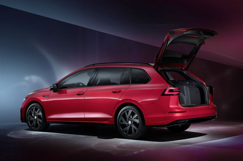 Uusi Volkswagen Golf Variant