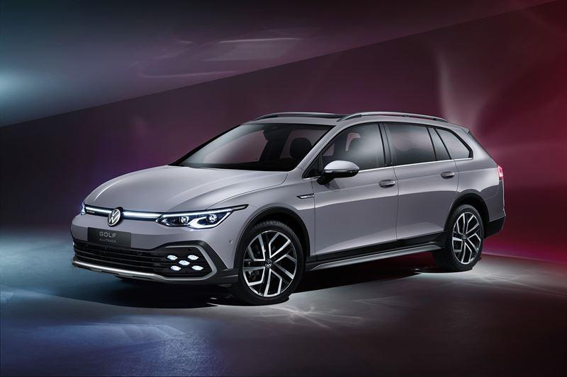 Uusi Volkswagen Golf Alltarck