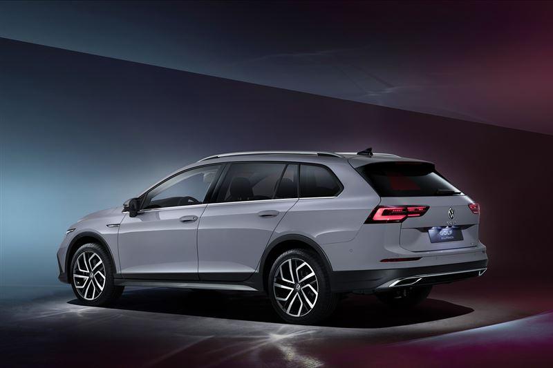 Uusi Volkswagen Golf Alltrack