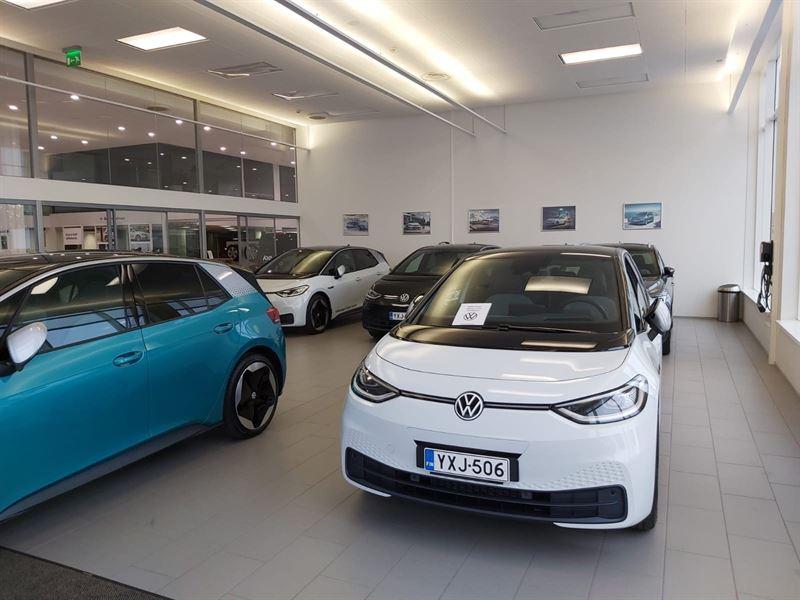 Volkswagen ID.3 luovutus