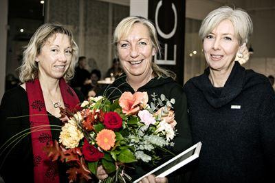 Arbetsmiljöstipendium, Liselotte Valtersson