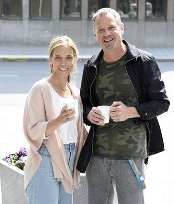 Ann Appelberg och Johan Mellnäs